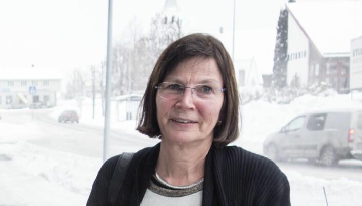 Ekspedisjonssjef i Kunnskapsdepartementet, Toril Johansson.