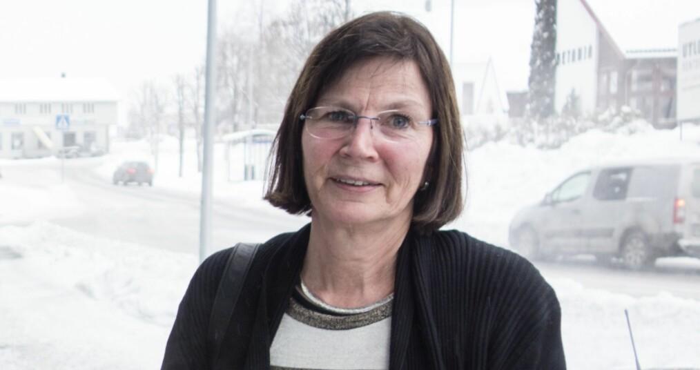 Ekspedisjonssjef Toril Johansson, Kunnskapsdepartementet. Foto: Jan-Henrik Kulberg, HSN