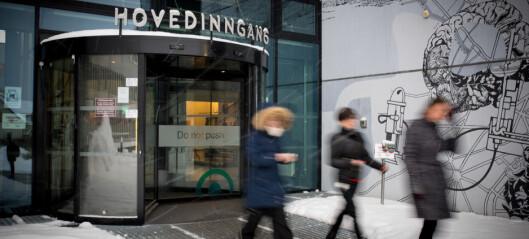Helomovending for OsloMet: Må utrede å bli på Kjeller