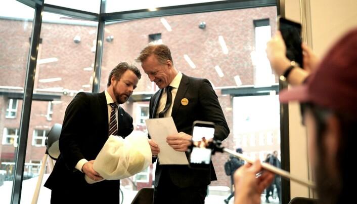 OsloMet er Norges nye universitet