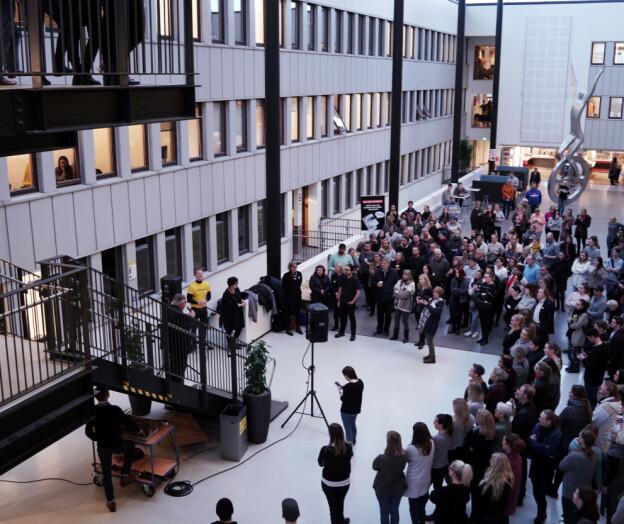 Rice anbefaler å bli på Kjeller heller enn å flytte campus til Lillestrøm