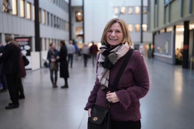 Førsteamanuensis Heidi Jerpseth på OsloMet. Foto: Ketil Blom Haugstulen