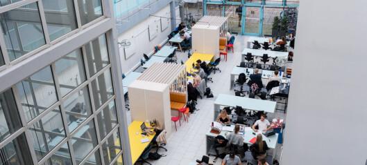 Anbefaler mer fleksible campus