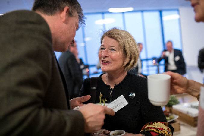 Anne Husebekk. Foto: Skjalg Bøhmer Vold