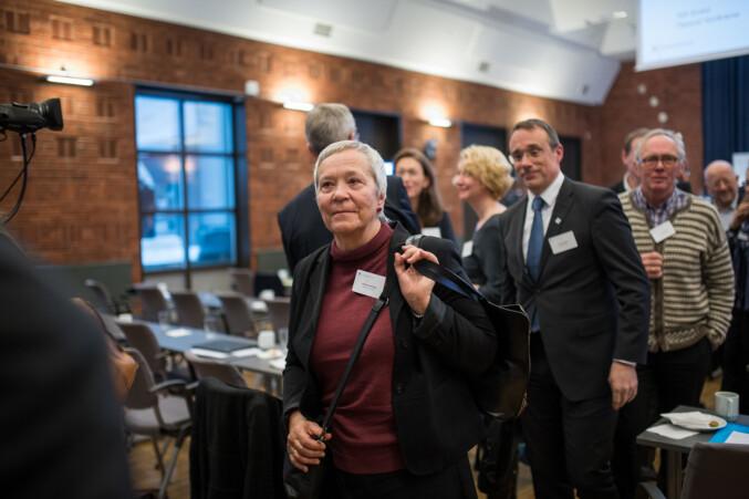 Kathrine Skretting, rektor Høgskolen i Innlandet. Foto: Skjalg Bøhmer Vold