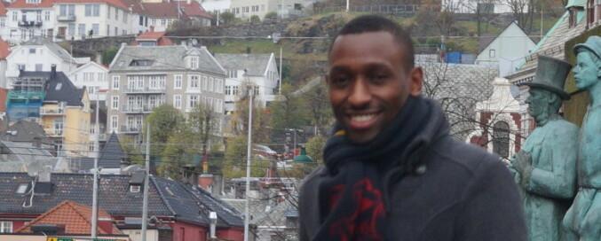 ISU-leder Eric Kimathi.