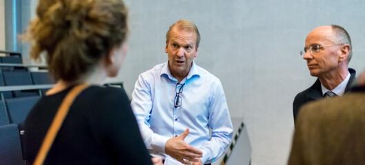 Ti vil bli klinikkleder på UiO - åtte er hemmelige
