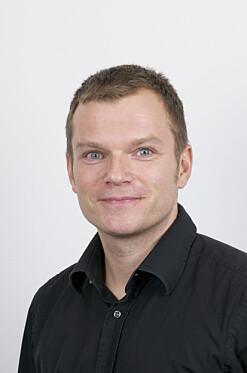 Krister Fjermestad. Foto: UiO