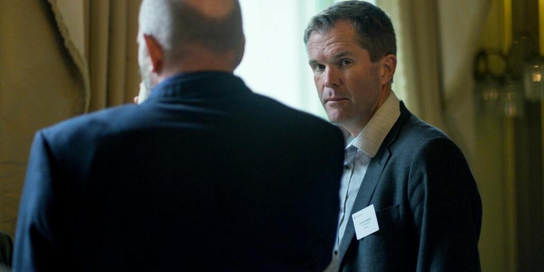 John-Arne Røttingen er direktør i forskningsrådet. Foto: Ketil Blom Haugstulen