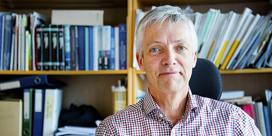 Økonomiprofessor Steinar Holden skal lede det nylig sammensatte ekspertutvalget.