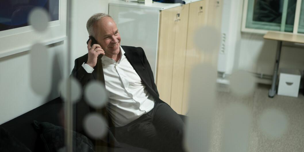Kunnskapsminister Jan Tore Sanner (H). Foto: Ketil Blom Haugstulen