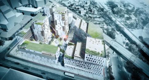 Ny investor: Slik kan OsloMets campus på Lillestrøm bli