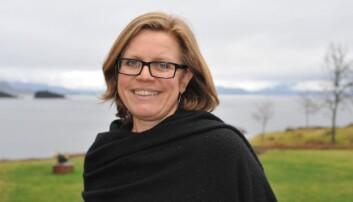 Viserektor Annelin Eriksen, UiB.