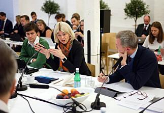 Universitetsstyret skjerpet UiOs ambisjoner på likestilling