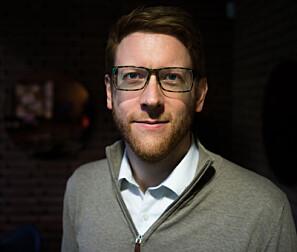 Martin Henriksen, Ap. Foto: David Engmo