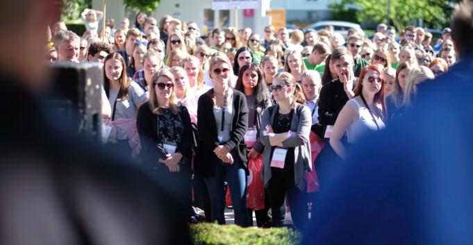 Spør norske studentar om seksuell trakassering