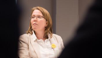 Ingrid Ruud Knutsen stiller til fire nye år i osloMet-styret. Foto. Petter Berntsen