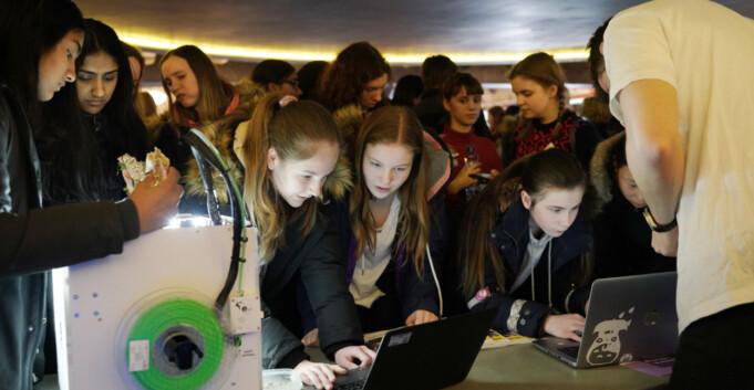 Fortsatt få jenter på ingeniørfag