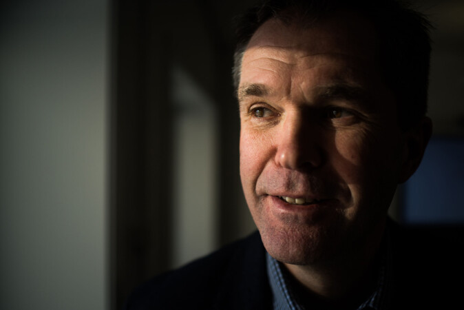 Forskningsrådet-direktør John Arne Røttingen. Foto: David Engmo