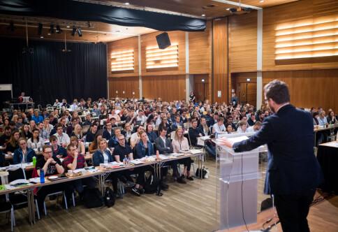 Studentpolitikere bør snakke om mer enn studentpolitikk