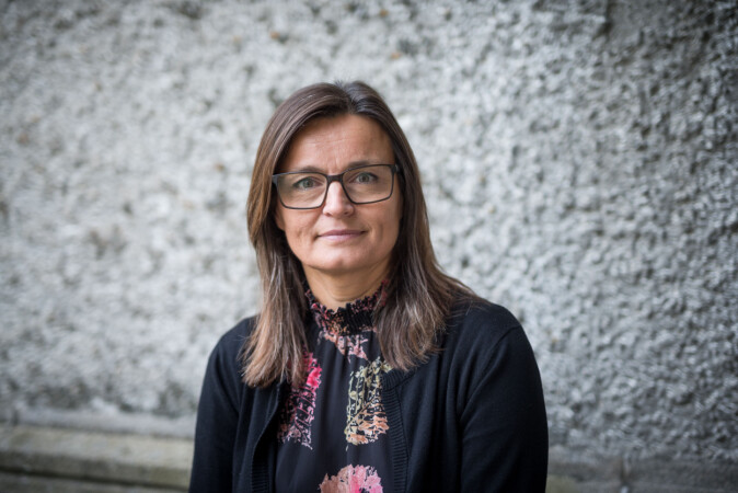 Merete Kvidal, leder for Campusprosjektet på NTNU. Foto: Skjalg Bøhmer Vold