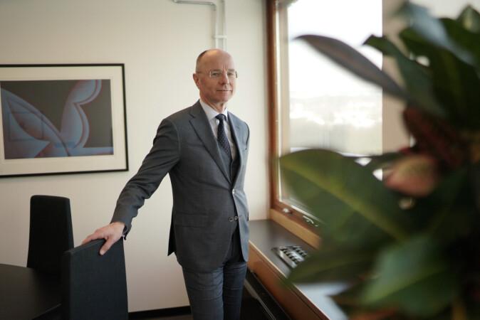 Dekan Nils-Henrik Mørch von der Fehr. Foto: Ketil Blom Haugstulen