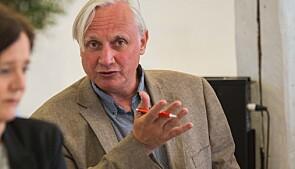 Professor Kristian Gundersen engasjerer seg mindre i Langeland-saken enn tidligere. Foto: Ketil Blom Haugstulen