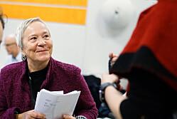 Kathrine Skretting, rektor Innlandet.