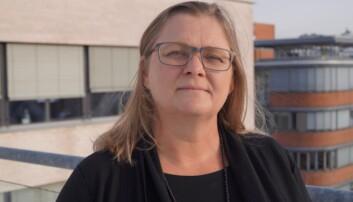 Professor Halla Holmarsdottir ved OsloMet er en av søkerne til stillingen som prorektor for forskning ved UiS.