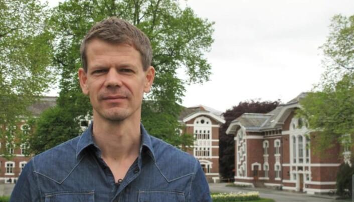 Prorektor Solve Sæbø sier de prøver å lage eksamensoppgaver som gjør at det ikke er lett å jukse. Foto: NMBU.