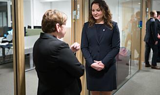 Statssekretær Rebekka Borsch. Foto: Ketil Blom
