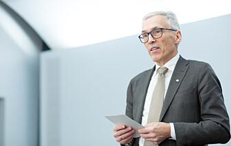Prorektor ved NTNU, Bjarne Foss, sier de ønsker tett samarbeid med Statoil. Foto: Flickr/NTNU