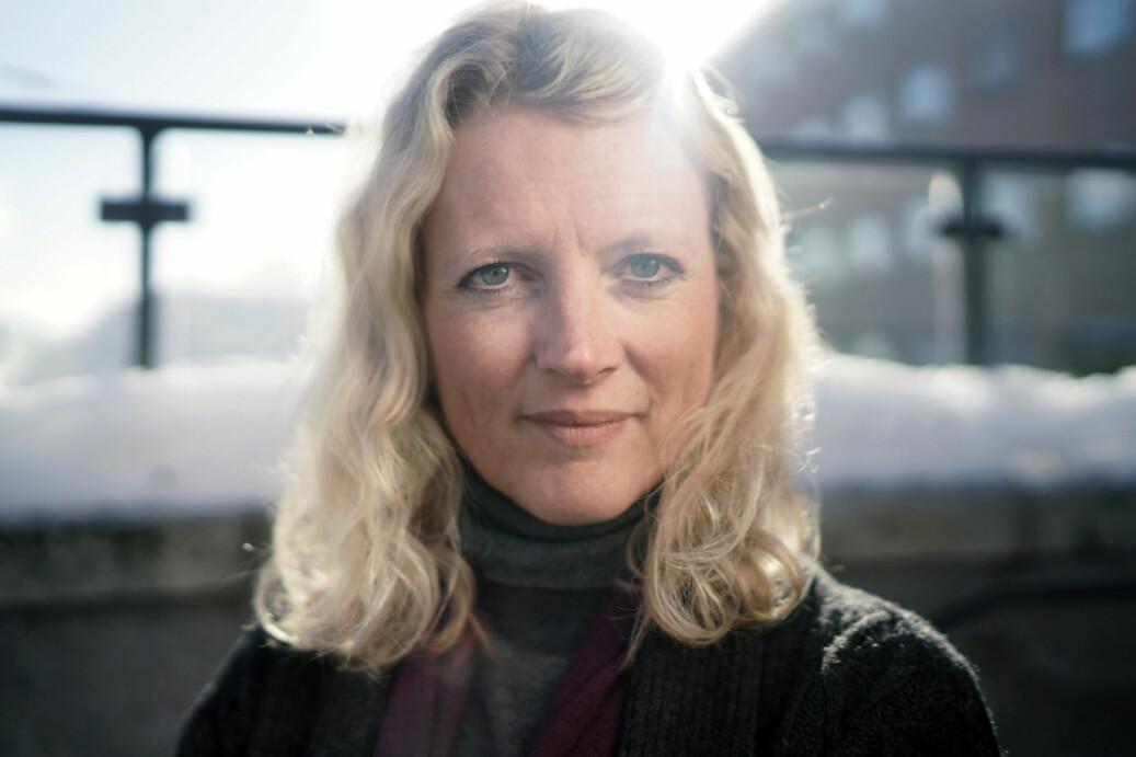 Tillitsvalgt ved Psykologisk institutt på UiO, Helene Nissen-Lie, sier forestillingen om at det er steile fronter mellom forskjellige behandlingsformer innen klinisk psykologi henger igjen fra 80-tallet. Foto: Ketil Blom Haugstulen