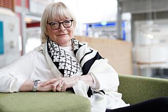 Berit Rokne, rektor Høgskulen på Vestlandet. Foto: Ketil Blom Haugstulen
