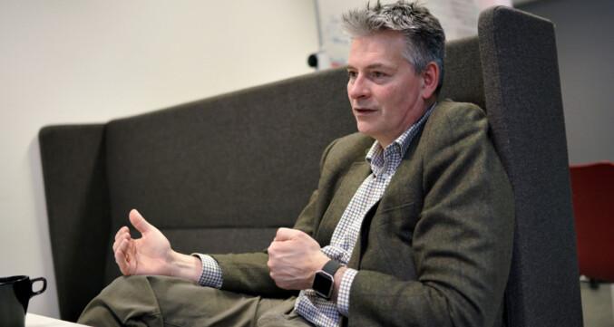 Ingen har behov for å ta imot dirty money i norsk forskning, mener avgått statssekretær Bjørn Haugstad. Foto: Ketil Blom Haugstulen