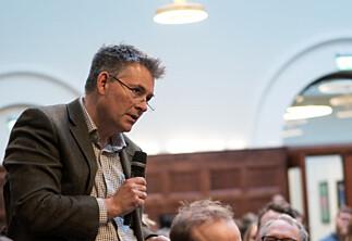 Haugstad: Mange har et umodent forhold til kjøp av forskning
