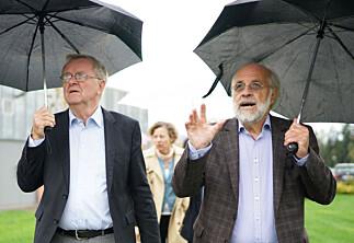 Ett steg nærmere universitet for Høgskolen i Sørøst-Norge