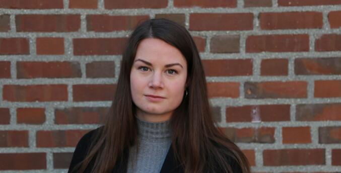 Listeleder Cecilie Mathisen i Moderat liste har ikke lenger tillit til parlamentsleder Ida-Elise Seppola Asplund. Foto: Tonje Nilsen
