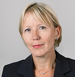 Prorektor, Margareth Hagen. Foto: UiB