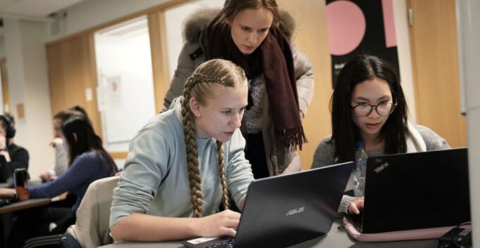Ny rapport: Europeiske studenter velger fortsatt svært tradisjonelt