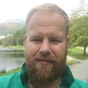 Gjert Anders Askevold, tillitsvalgt ved HVL. Foto: Privat