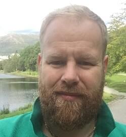 Gjert Anders Askevold, hovudtillitsvald, Forskarforbundet, HVL