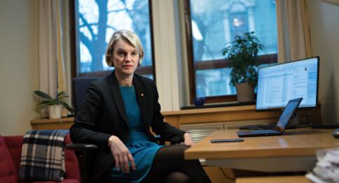 Ap vil ha statsråden på banen mot seksuell trakassering