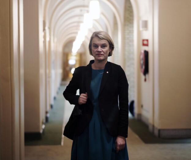 Sandberg (Ap) mener det bør blinke i røde varsellamper på statsrådens bord