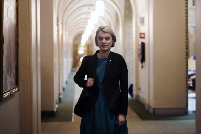 Nina Sandberg, Arbeiderpartiet mener Norge har for få verdensledende forskningsmiljøer. Foto: Ketil Blom Haugstulen