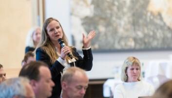 Rektor på NMBU Mari Sundli Tveit.
