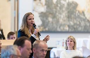 Inviterer til dialog om forskningsfinansiering