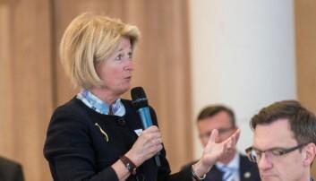 Anne Husebekk, rektor ved UiT Norges arktiske universitet skal besøke Canada og Russland. Foto: Ketil Blom Haugstulen