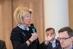 Anne Husebekk, rektor UiT Norges arktiske universitet.