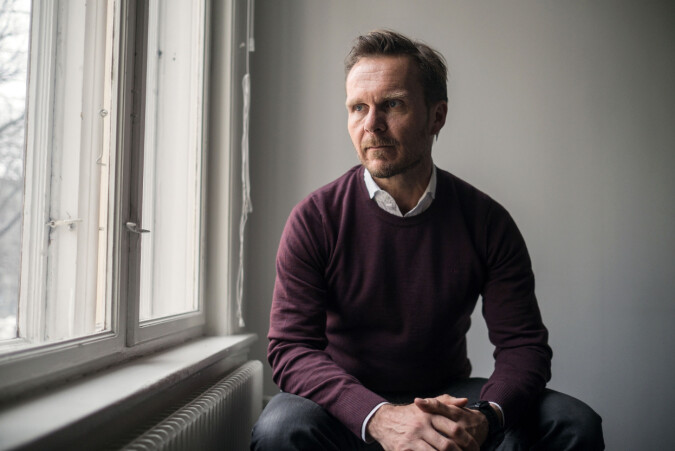 Trond Morten Nejad-Trondsen, direktør i SIO Helse og Rådgivning. Foto: Ketil Blom Haugstulen